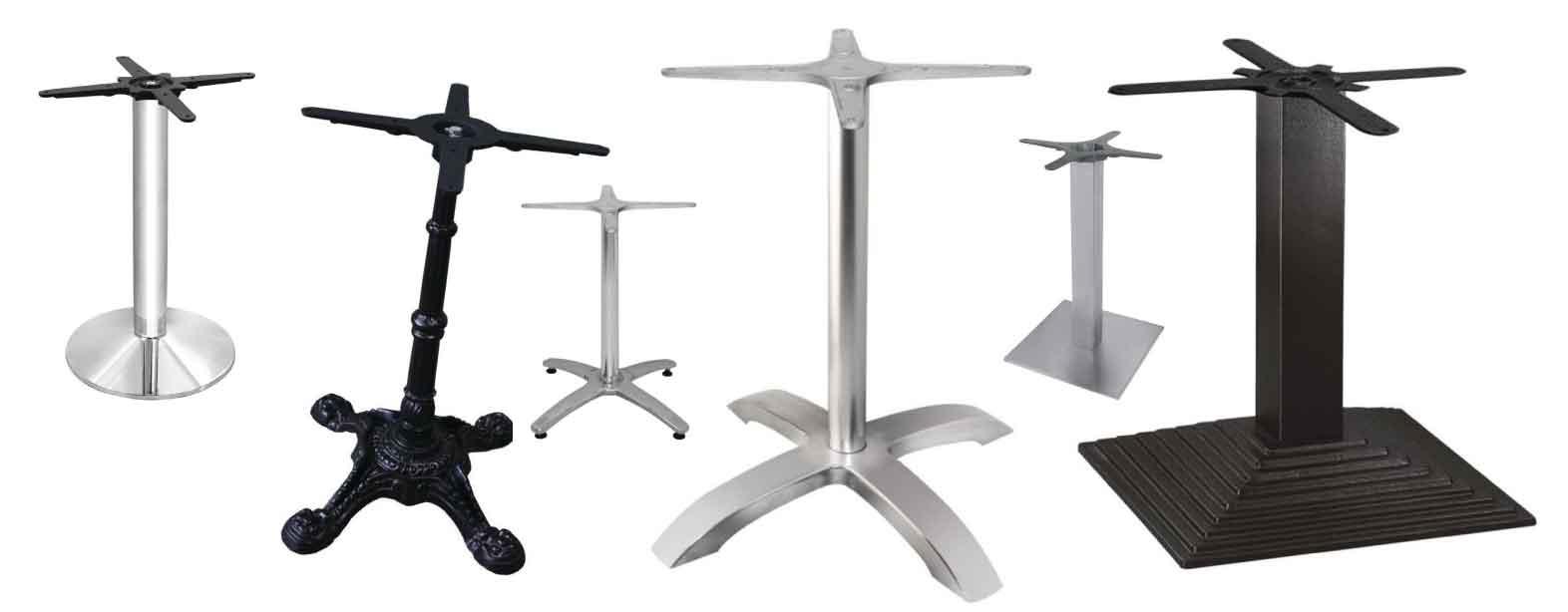 Pieds de tables