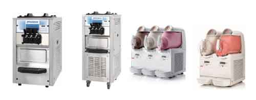 Machines à glaces italiennes