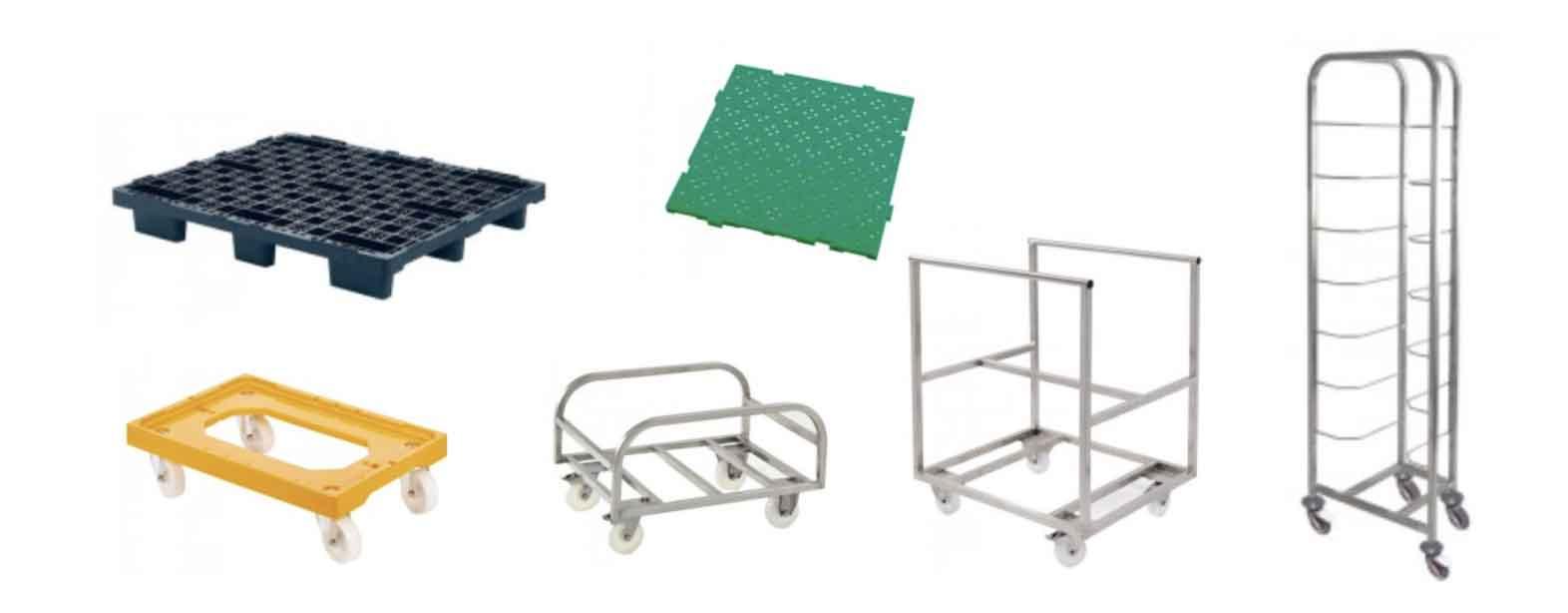 Manutention et stockage