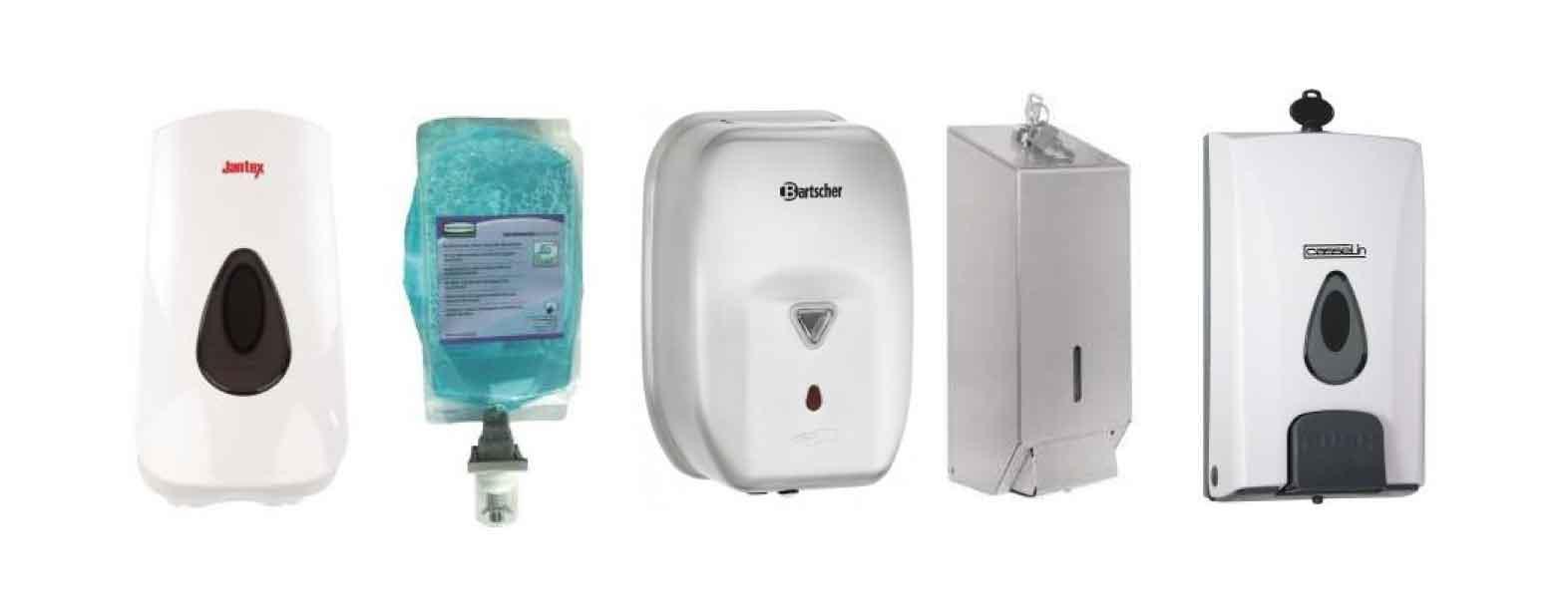 Savons et Distributeurs de savon