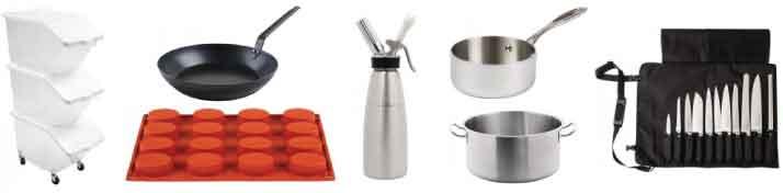 produits de preparation